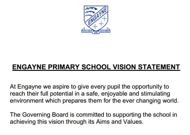 Vision Statement 2016